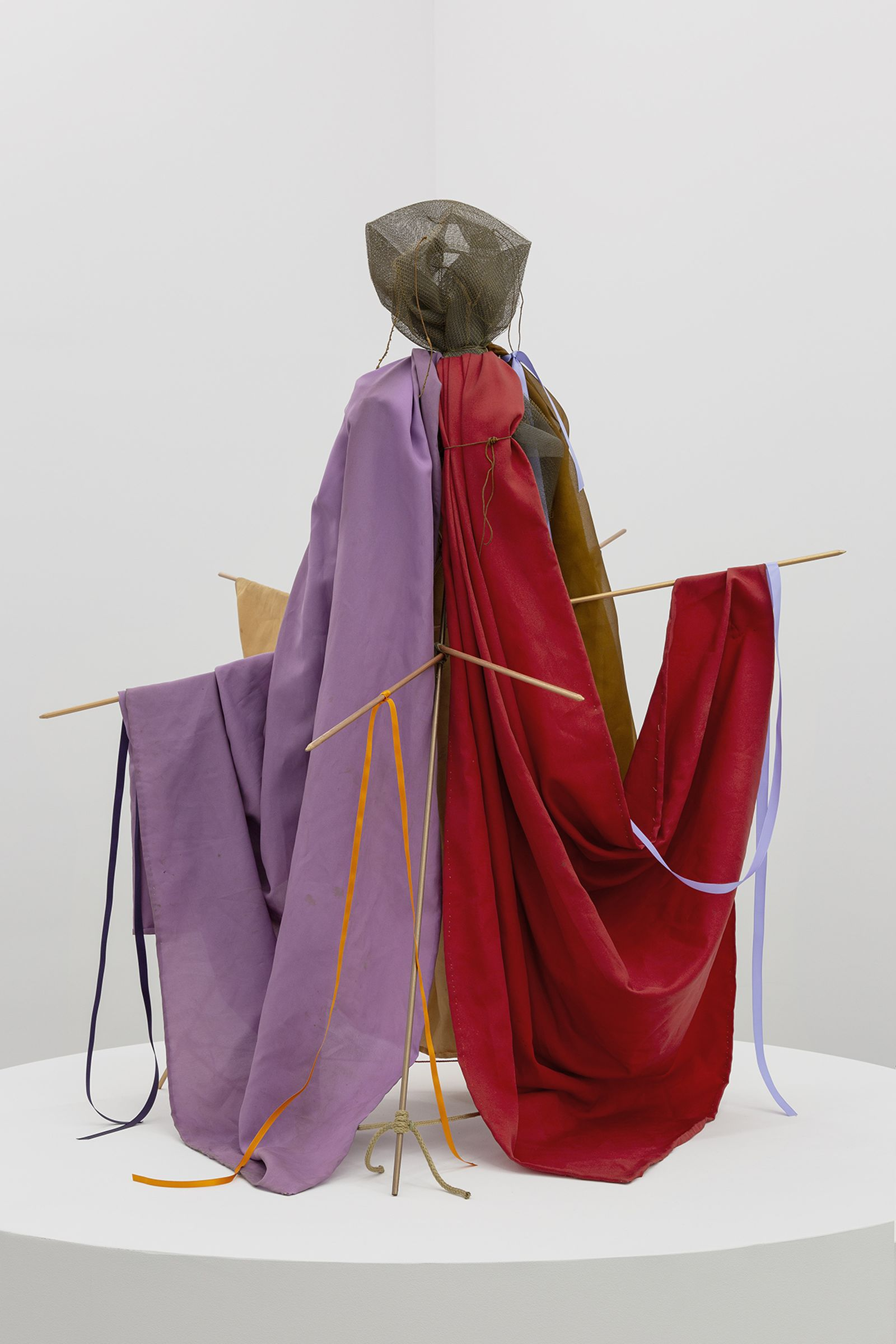 Scarecrow (model) for a field  •  1978-79